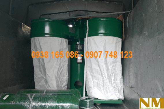 Túi lọc bụi silo xi mang
