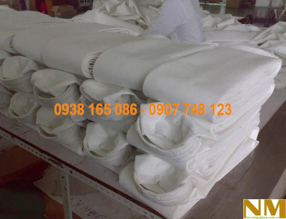 Túi vải lọc bụi pe400