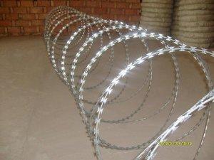 Các loại dây thép gai