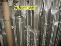 Lưới inox lọc dầu
