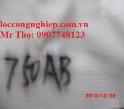 Vải lọc khung bản 750AB