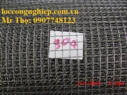 Lưới inox lọc nhựa