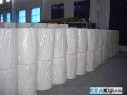 Vải lọc PP (polypropylene)
