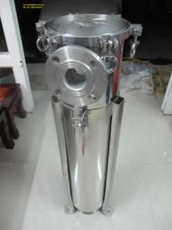 Bình lọc nước inox 304 dày