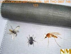 Lưới chống muỗi bằng inox